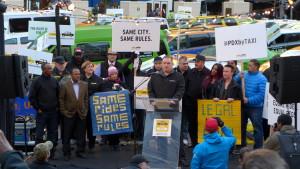 Uber_Protest_Portland_(15655460313)